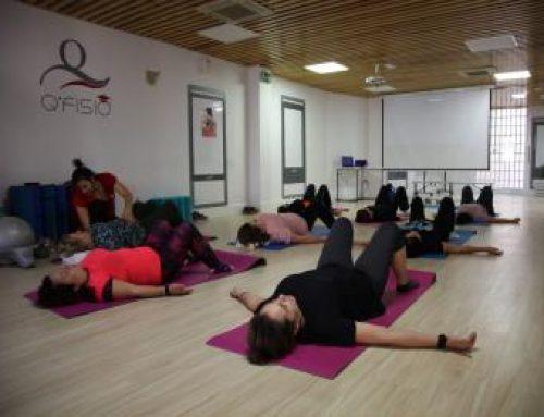 Qfisio pone en marcha actividades terapéuticas para grupos reducidos
